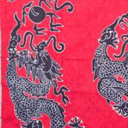 Panneau en batik chinois