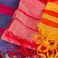 Foulards en soie artisanals - Vietnam