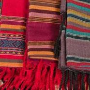 Foulards en coton de Mai Chau
